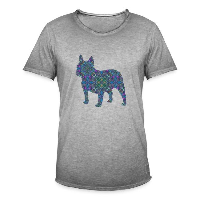 Göktürk Shop   Französische Bulldogge French Bulldog Tshirt - Männer ... d6966347a8