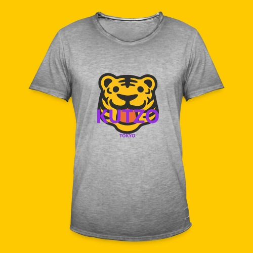 KUTZO - Men's Vintage T-Shirt