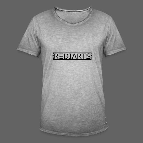 REDIARTS HOODIE BASIC MAN - Männer Vintage T-Shirt