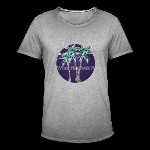 whtfnk - Men's Vintage T-Shirt