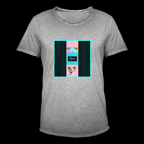 Headless - Männer Vintage T-Shirt