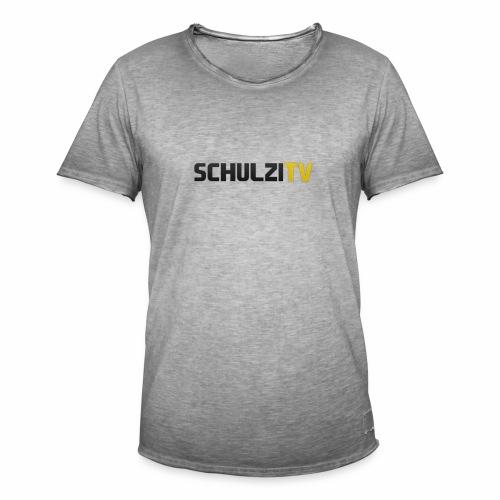 SchulziTV - Männer Vintage T-Shirt