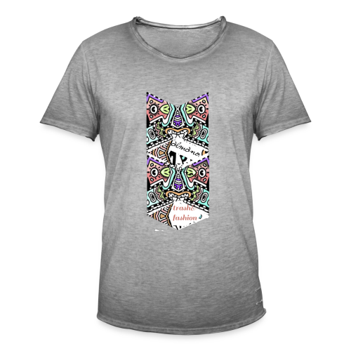 trash & fashion - Men's Vintage T-Shirt