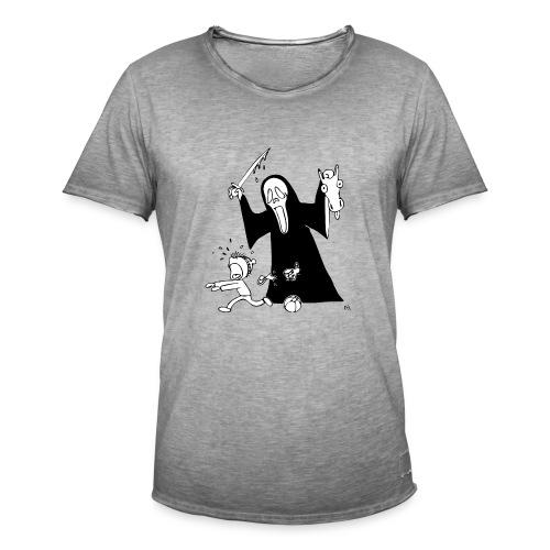halloween t-skjorte - Vintage-T-skjorte for menn