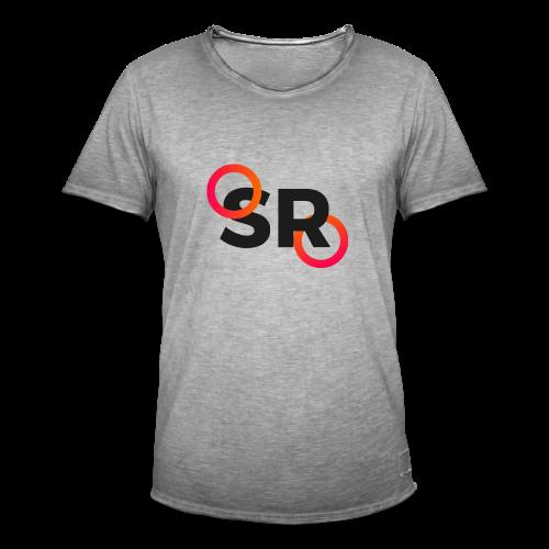 Simulator Radio - Men's Vintage T-Shirt