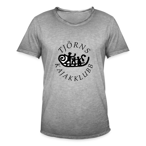 tjkk logo2018 - Vintage-T-shirt herr