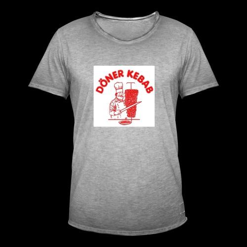 Doner Kebab - Men's Vintage T-Shirt