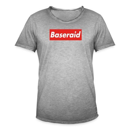 Base Raid - Men's Vintage T-Shirt