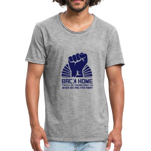 Back Home - Men's Vintage T-Shirt