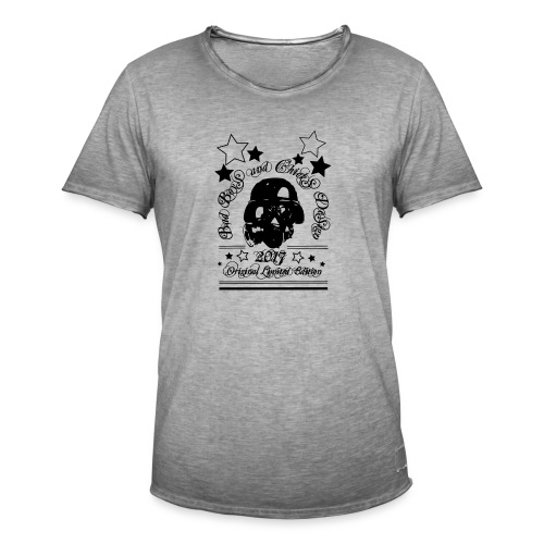 Original Limited Edition 2017 - Männer Vintage T-Shirt