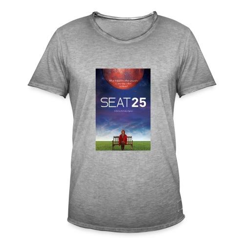 Poster - Men's Vintage T-Shirt