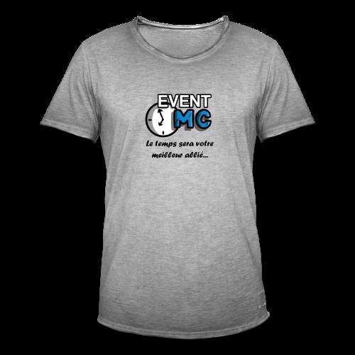 EventMCboutique - T-shirt vintage Homme