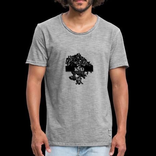 KCD Small Print - Men's Vintage T-Shirt