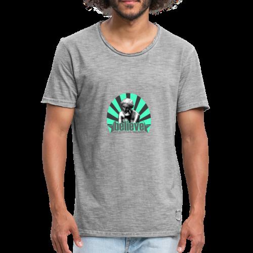 believe 3 (edition) - Männer Vintage T-Shirt