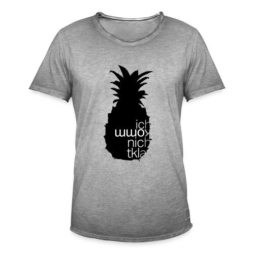 openair iknk - Männer Vintage T-Shirt