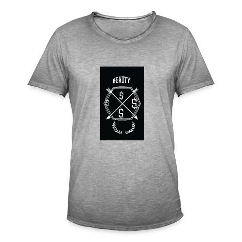 Stjep - Männer Vintage T-Shirt