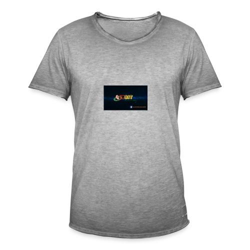 OhrBit Logo - Männer Vintage T-Shirt