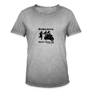 Race24 Push In Design - Men's Vintage T-Shirt