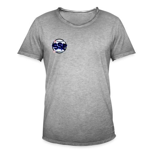 Simson Elite Heeren tshirt - Männer Vintage T-Shirt