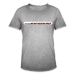 The Inferno Logo - Men's Vintage T-Shirt