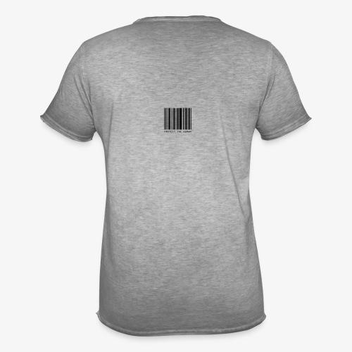 PTH - Männer Vintage T-Shirt