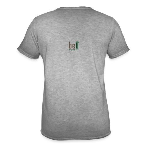 be0 tshirt - Maglietta vintage da uomo