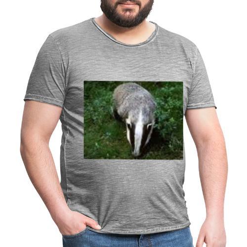 lillerik01 - Vintage-T-shirt herr