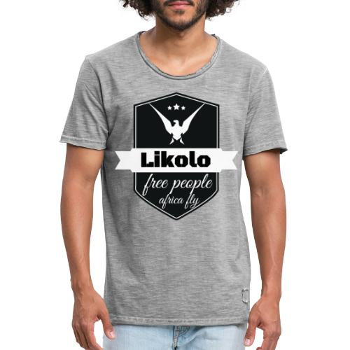 likolo. - T-shirt vintage Homme