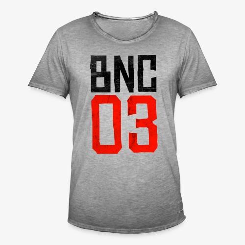 Fawella Industries - BNC Edition 03 - Männer Vintage T-Shirt