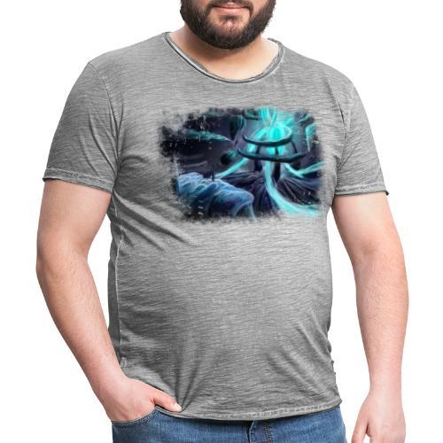 magic cristal - T-shirt vintage Homme