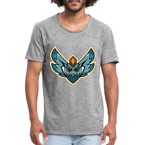 Design XenoTime - T-shirt vintage Homme