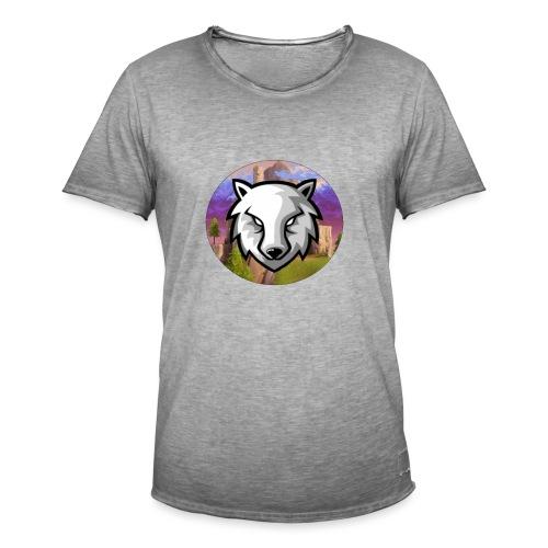 EenGekkeGamer - Mannen Vintage T-shirt