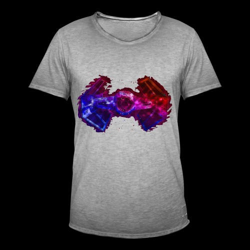 Tie Fighter - Men's Vintage T-Shirt
