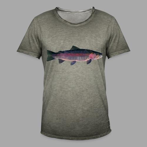 Trout - Miesten vintage t-paita