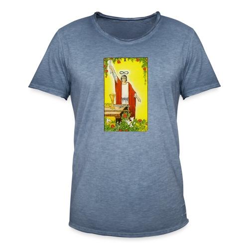 tarot - Mannen Vintage T-shirt