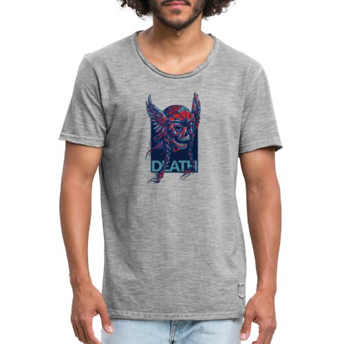 Death - Vintage-T-shirt herr