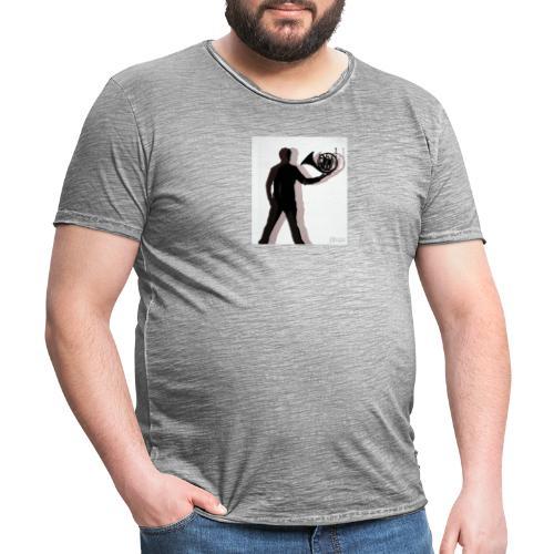 38481244 10156359488296063 68003574407233536 n - Mannen Vintage T-shirt