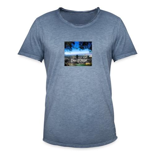Denstella - Herre vintage T-shirt