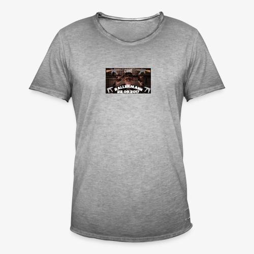 Album - Männer Vintage T-Shirt
