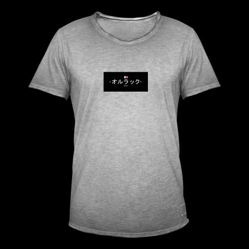 toyko - Men's Vintage T-Shirt