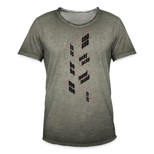 G.I.L.H.F.M. - Mannen Vintage T-shirt