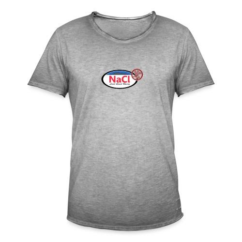 Logo NaCl - T-shirt vintage Homme