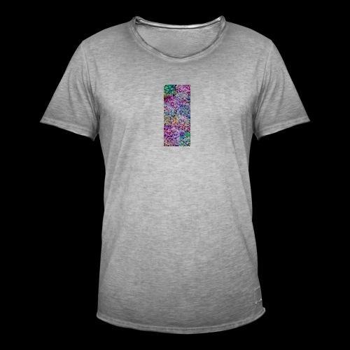 Glich - Koszulka męska vintage