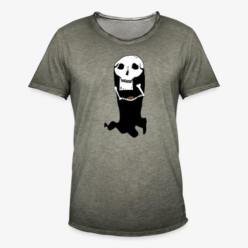 Peace-treaty - Vintage-T-shirt herr