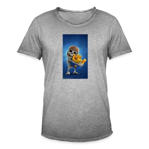 TheClashGamer t-shirt - Männer Vintage T-Shirt