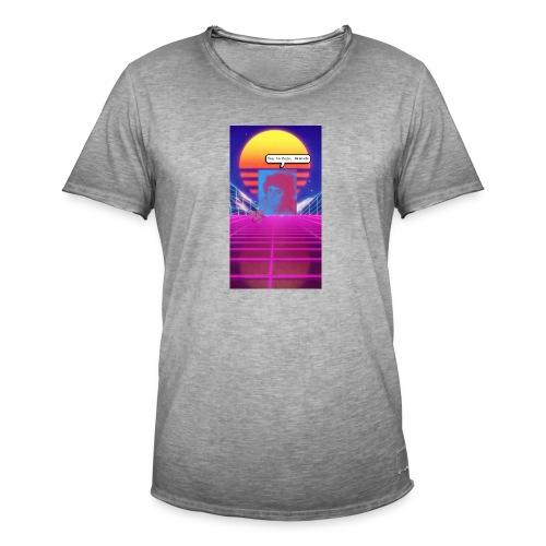 LA MAJA DESNUDA - Camiseta vintage hombre