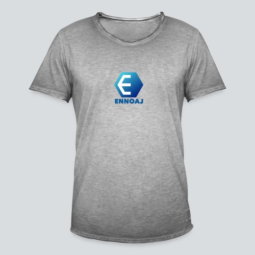 ennoaj - Mannen Vintage T-shirt