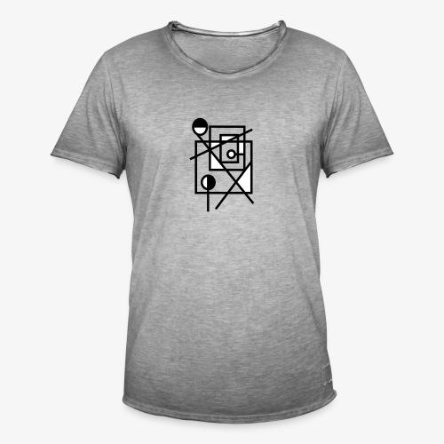 graph17 - T-shirt vintage Homme