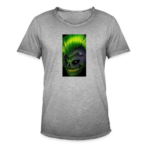 little Lewis 10 - Men's Vintage T-Shirt