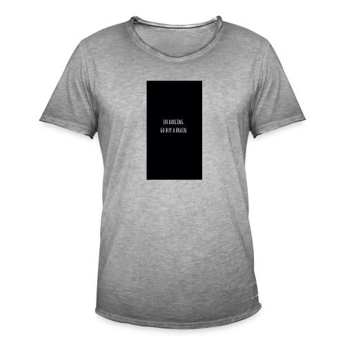 Diss - Männer Vintage T-Shirt